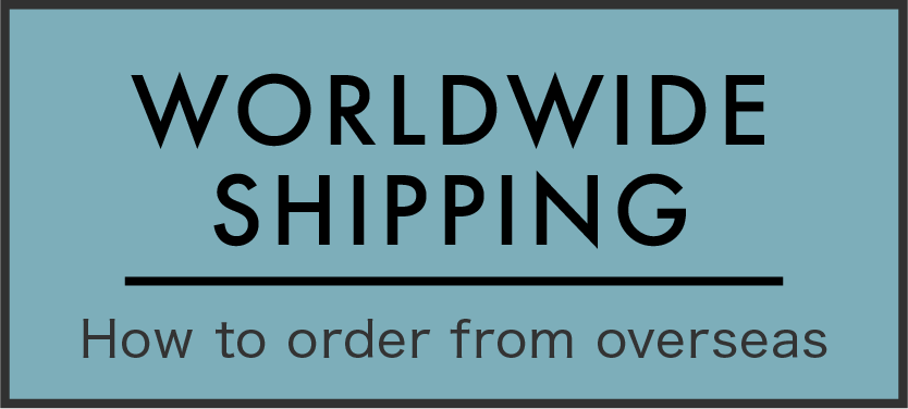 HOW TO WORLD ORDER please check here for foreign customers