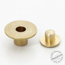 タックボタン(ドーナツボタン・ネオバ−ボタン)