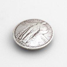 USコインコンチョレプリカ リバティー(ネジ式) 24mm