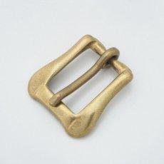真鍮製バックル 908-15mm