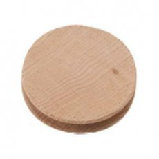 丸型木製へり磨き