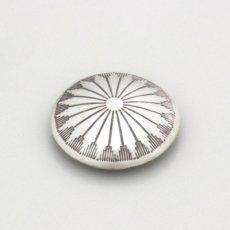 シルバーコンチョ ネジ式 1180-04
