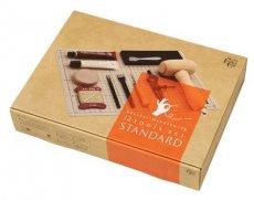 革の手縫い工具 12点セット(スタンダード)<br>【取寄品】