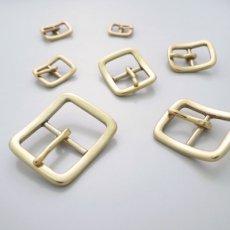 真鍮製舟型美錠
