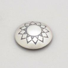 シルバーコンチョ ネジ式 1180-06