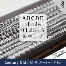 【フォントセット】センチュリーオールド - 8pt