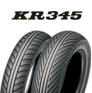 ダンロップ KR345 レインタイヤ ...