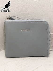 <img class='new_mark_img1' src='//img.shop-pro.jp/img/new/icons1.gif' style='border:none;display:inline;margin:0px;padding:0px;width:auto;' />KANGOL (カンゴール) PU LEATHER COIN CASE (コインケース) Blue