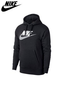 <img class='new_mark_img1' src='//img.shop-pro.jp/img/new/icons16.gif' style='border:none;display:inline;margin:0px;padding:0px;width:auto;' />SALE NIKE (ナイキ) HB HERITAGE PO HOODY (プルオーバーパーカー) Black