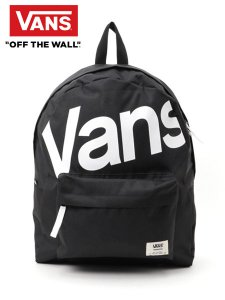 <img class='new_mark_img1' src='https://img.shop-pro.jp/img/new/icons16.gif' style='border:none;display:inline;margin:0px;padding:0px;width:auto;' />30% OFF SALE VANS (ヴァンズ) SPILL OVER PT DAY PACK (バックパック / リュック) Black