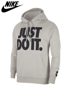 <img class='new_mark_img1' src='https://img.shop-pro.jp/img/new/icons16.gif' style='border:none;display:inline;margin:0px;padding:0px;width:auto;' />40% OFF SALE NIKE (ナイキ) JDI PULLOVER PARKA (プルオーバーパーカー) Gray