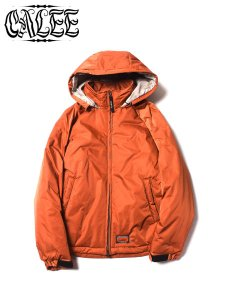 <img class='new_mark_img1' src='//img.shop-pro.jp/img/new/icons1.gif' style='border:none;display:inline;margin:0px;padding:0px;width:auto;' />CALEE (キャリー) OUTDOORS JACKET (アウトドアジャケット) Orange