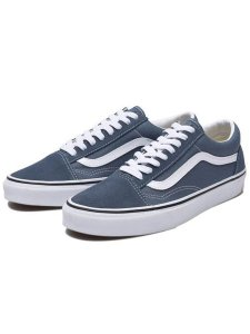 <img class='new_mark_img1' src='//img.shop-pro.jp/img/new/icons16.gif' style='border:none;display:inline;margin:0px;padding:0px;width:auto;' />30% OFF SALE VANS (ヴァンズ) OLD SKOOL (オールドスクール / スニーカー) BLUE MIRAGE/TRUE WHITE