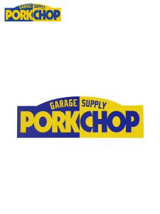 <img class='new_mark_img1' src='https://img.shop-pro.jp/img/new/icons43.gif' style='border:none;display:inline;margin:0px;padding:0px;width:auto;' />PORKCHOP GARAGE SUPPLY (ポークチョップガレージサプライ) PORKCHOP BLOCK STICKER (ステッカー)
