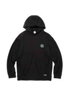 <img class='new_mark_img1' src='https://img.shop-pro.jp/img/new/icons1.gif' style='border:none;display:inline;margin:0px;padding:0px;width:auto;' /> CALEE (キャリー) Bomber heat pullover parka (ボンバーヒート プルオーバーパーカー) Black