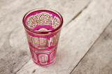 MOROCCO ミントティーグラス mint tea glass #008