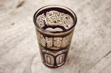 MOROCCO ミントティーグラス mint tea glass #010