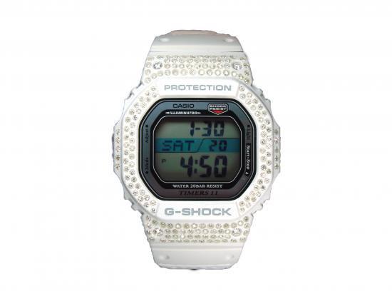 カスタムG-SHOCKダイヤモンド WD5600-278