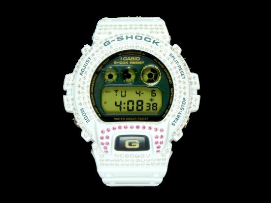 カスタムG-SHOCK ダイヤモンド WD6900R-363R