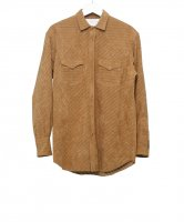 <img class='new_mark_img1' src='//img.shop-pro.jp/img/new/icons1.gif' style='border:none;display:inline;margin:0px;padding:0px;width:auto;' />NADA. / PUNCHING FAKE SUEDE WESTERN SHIRTS