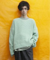 <img class='new_mark_img1' src='//img.shop-pro.jp/img/new/icons13.gif' style='border:none;display:inline;margin:0px;padding:0px;width:auto;' />wonderland / brilliant knit 2018 AW