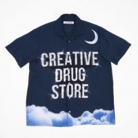 <img class='new_mark_img1' src='//img.shop-pro.jp/img/new/icons13.gif' style='border:none;display:inline;margin:0px;padding:0px;width:auto;' />TTT_MSW × creative drug store / aloha shirt