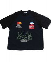 <img class='new_mark_img1' src='//img.shop-pro.jp/img/new/icons13.gif' style='border:none;display:inline;margin:0px;padding:0px;width:auto;' />TENDER PERSON / RAGLAN TEE (Navy.Black)