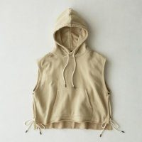 <img class='new_mark_img1' src='//img.shop-pro.jp/img/new/icons13.gif' style='border:none;display:inline;margin:0px;padding:0px;width:auto;' />RYO TAKASHIMA / Vest Hoodie (Beige)