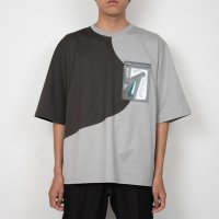 <img class='new_mark_img1' src='https://img.shop-pro.jp/img/new/icons20.gif' style='border:none;display:inline;margin:0px;padding:0px;width:auto;' />PORTVEL / WELDER POCKET TEE S/S (Grey) 20% off sale