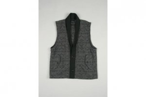Varde77 / LIKE OF GOBELINS SHORT VEST