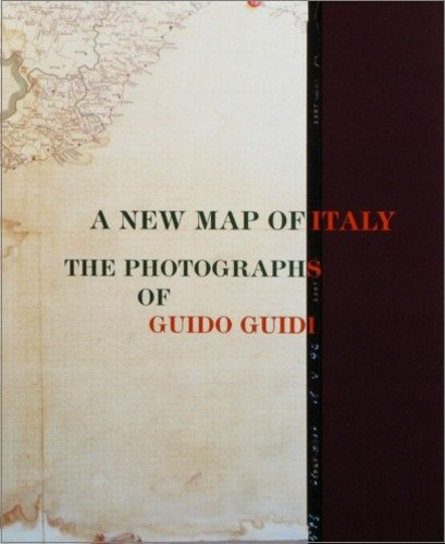 Guido Guidi: A New Map of Italy グイド・グイディ写真集