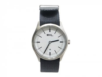 MHL. MILITARY WATCH 030WHITE