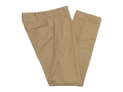 TUKI trousers 03khaki