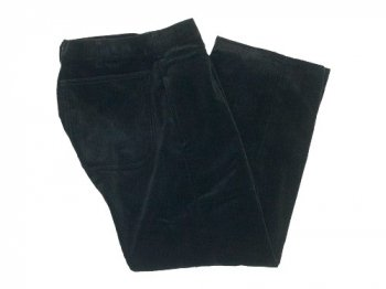 TUKI patched work pants 32EBONY