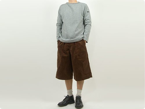 TUKI culottes 02BROWN