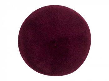 StitchandSew wool beret BORDEAUX