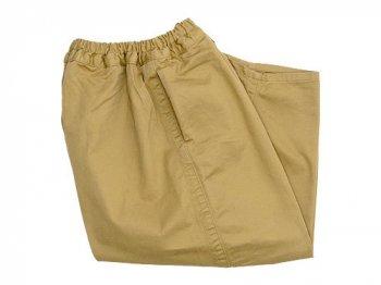 ordinary fits ball pants chino BEIGE
