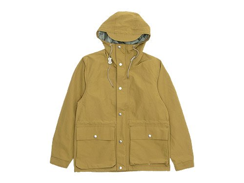 ENDS and MEANS Sanpo Jacket BEIGE