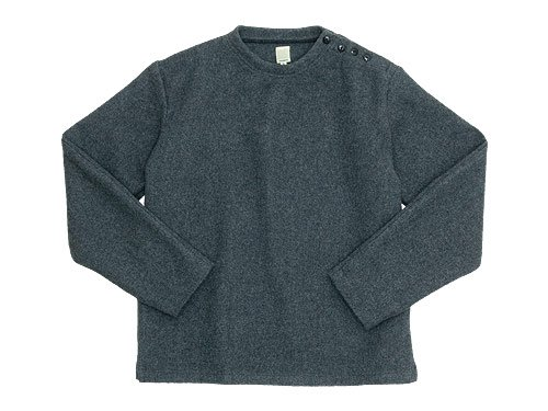 TATAMIZE C/NECK WOOL SHIRTS