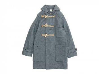TATAMIZE DUFFLE COAT GRAY