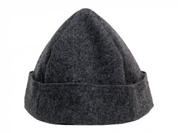 TATAMIZE BOWL CAP WOOL GRAY