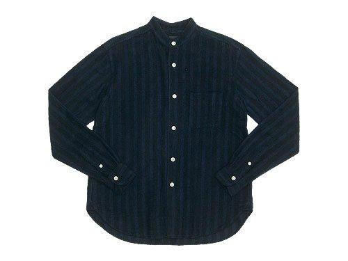 maillot nel stripe stand shirts BLACK