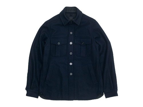 maillot b.label navy cpo jacket NAVY