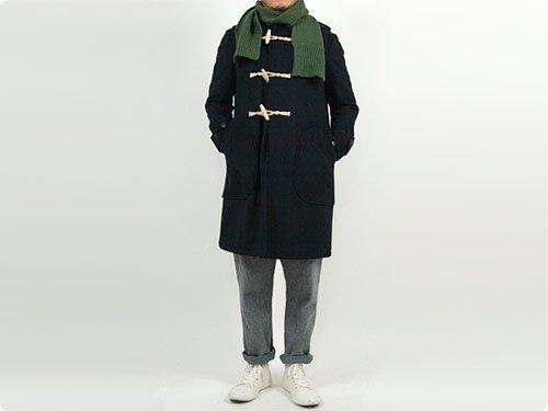 maillot b.label navy duffle coat NAVY