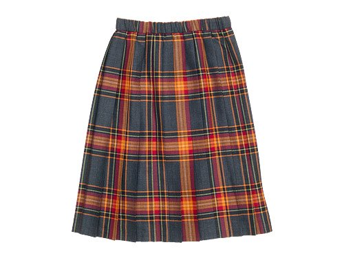 Charpentier de Vaisseau O'neil Pleated Skirt