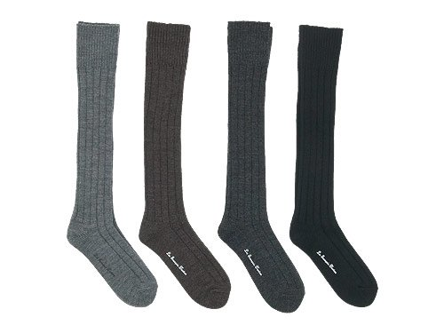 Lin francais d'antan Sand(サンド) Wool Sock