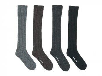 Lin francais d'antan Sand Wool Socks