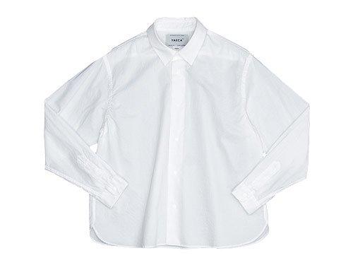YAECA コンフォートシャツ ワイドショート / デニム ワイドストレート