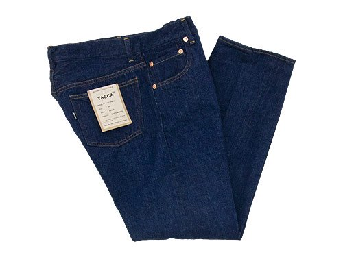 YAECA DENIM PANTS 13WW INDIGO 〔メンズ〕