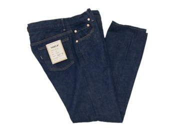 YAECA DENIM PANTS 11WW INDIGO 〔メンズ〕